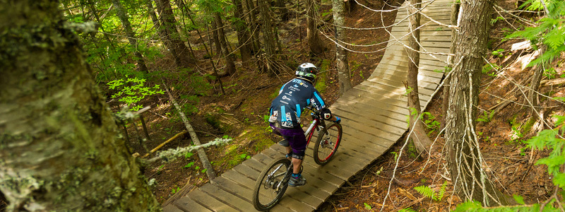 Whistler Mountain Bike Park is one of the best in the world!